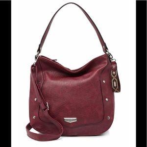 Jessica Simpson Locket Hobo Bag